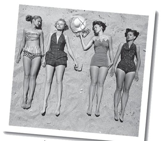 Wilson Living Magazine - Bikini Season