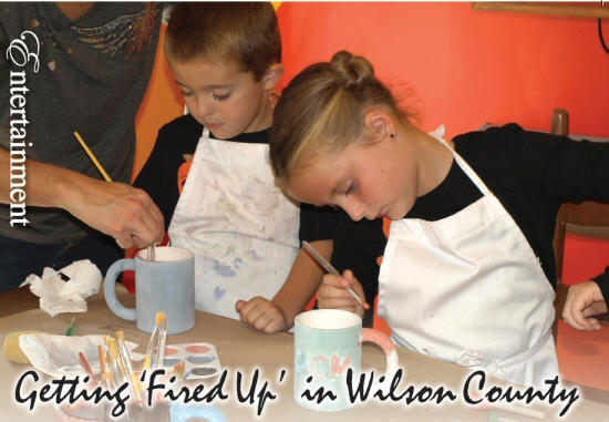 WLM - Fired Up - Kid's Corner