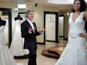 Monte Durham Say Yes to the Dress - Celebrity Guest at Blushing Bridal Show