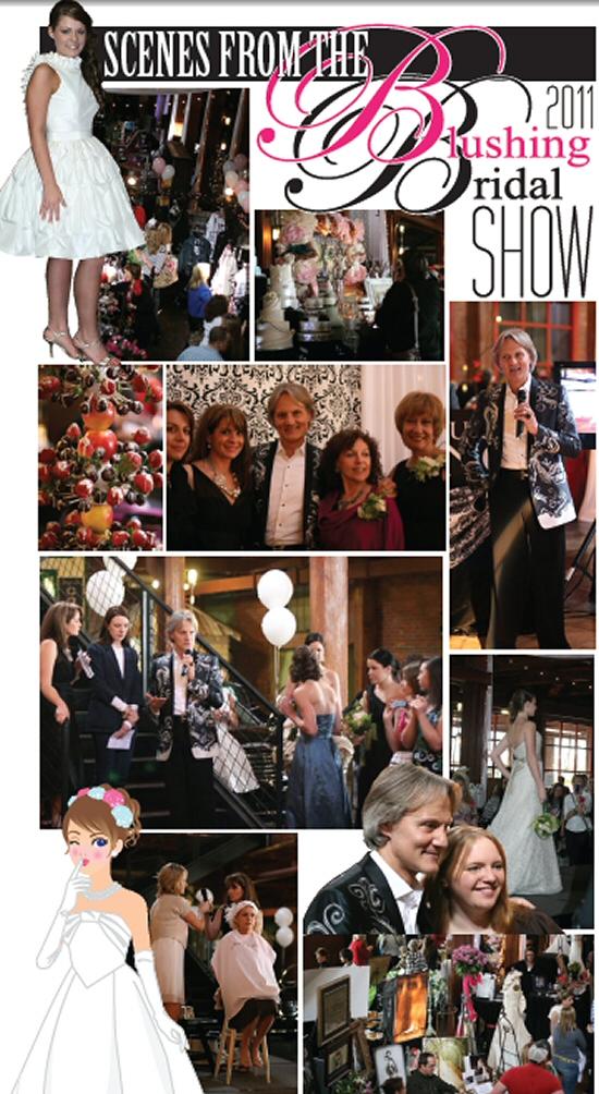 Bridal show 2011
