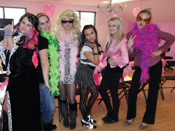 WLM - These divas from Sparkling Tiara know how to throw a party