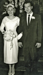 WLM - Wedding Day - Feb 26, 1956