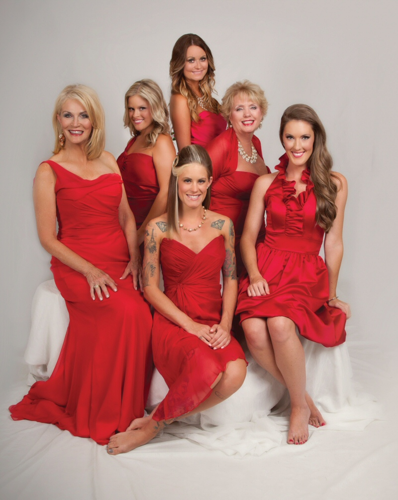 Meet our Bachelorettes for 2012