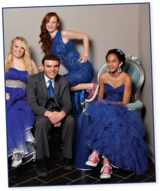 Prom 2013 - Wilson Living Magazine