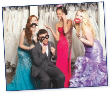 Meet the Prom Models - Wilson Living Magazine